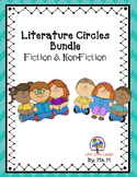 Fiction and Non Fiction Literature Circles Bundle