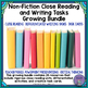 Fiction and Non-Fiction Growing MEGA Bundle for Middle School ELA