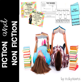 Fiction and Non Fiction Pack with Craftivity