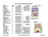 Fiction and Non Fiction Scholastic Bookflix Book Title Database
