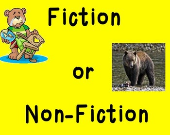 Fiction and Non-Fiction Study-Active Inspire