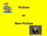 Fiction and Non-Fiction Study-Powerpoint