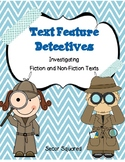 Fiction and Non-Fiction text detectives