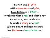 Fiction and Non-fiction
