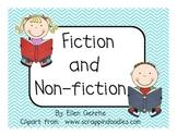 Fiction and Non-fiction Common Core