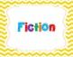 Fiction and Nonfiction Book Sort