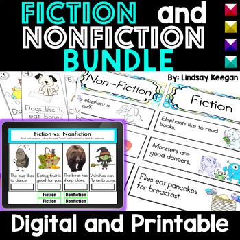 Fiction and Nonfiction Bundle