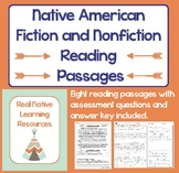 Close Reading Fiction and Nonfiction Passages with Assessment