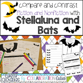 Fiction and Nonfiction Comparison with Stellaluna and Bats Common Core Aligned