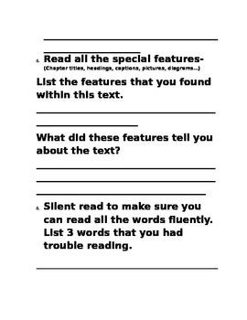 Common Core Fiction and Nonfiction Comprehension Guide