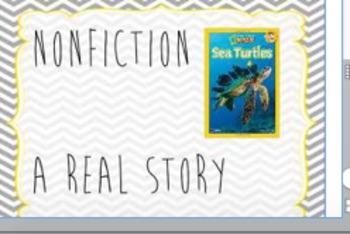Fiction and Nonfiction Flipchart