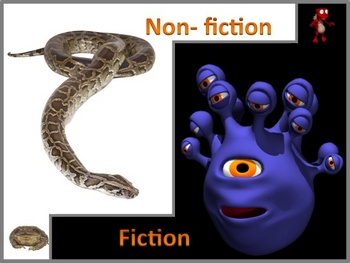 Fiction and Nonfiction Powe... by PowerPoint Maniac | Teachers Pay ...