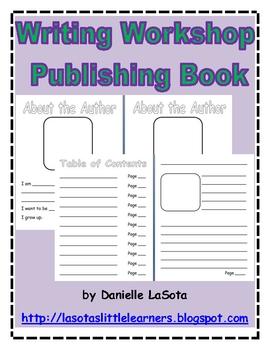 Fiction and Nonfiction Publishing Templates