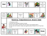 Fiction and Nonfiction Reading Comprehension Board Game