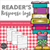 Fiction and Nonfiction Reading Logs