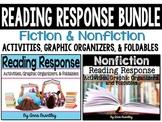 Fiction and Nonfiction Reading Response BUNDLE
