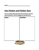 Fiction and Nonfiction Sort
