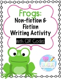 Fiction and Nonfiction Writing: Frogs