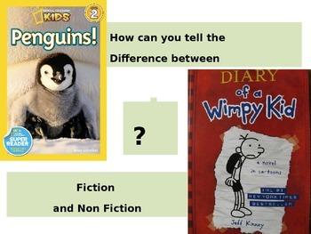 Fiction or Non Fiction?