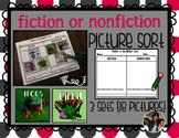 Fiction or Nonfiction Picture Sort