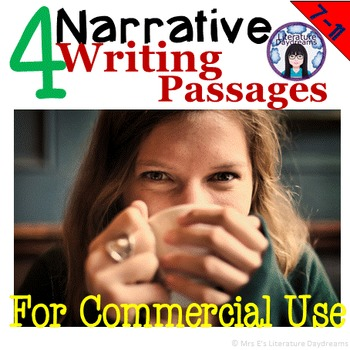Fiction texts for commercial use - Characters collection 1