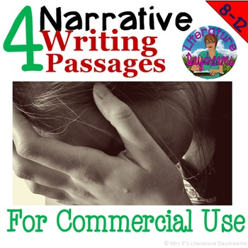 Fiction writing texts for commercial use - Emotion & Tragedy collection 1