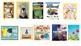 Fiction vs Non-Fiction Book picture sorting File Folder