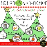 Fiction vs. Non-Fiction: A Christmas Unit