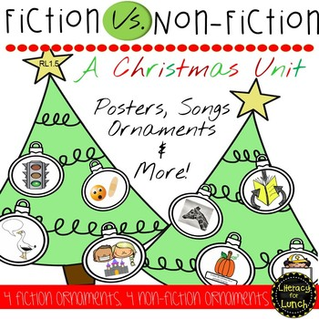 Fiction vs. Non-Fiction Tree