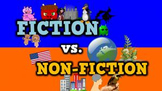 Fiction vs. Non-Fiction (video)