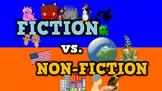Fiction vs. Non-Fiction (video)