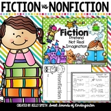 Fiction vs. Nonfiction- Activities Unit!