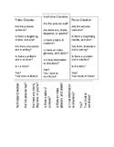 Fiction vs. Nonfiction Bookmarks