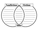 Fiction vs. Nonfiction + Nonfiction Features