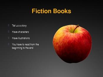Fiction/NonFiction Powerpoint