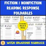 Fiction/Nonfiction Book Response Brochures