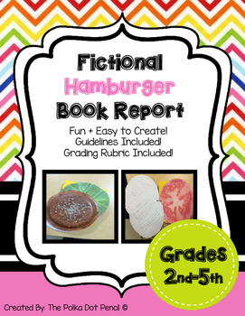 Fictional Book Report