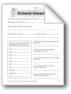 Fictional Characters (Thinking Skills)