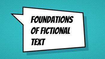 Fictional Interactive Notebook