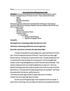 sample literary analysis essay high school