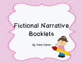 Fictional Narrative Booklet!