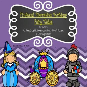 Fictional Narrative Writing: Fairy Tales (Optional Google Drive)