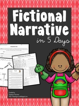 Fictional Narrative in 5 Days