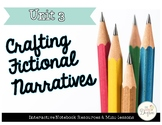 Fictional Narratives: Interactive Notebook Resources and M