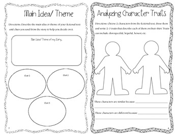 Fictional Text Student Booklet