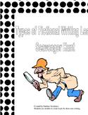 Fictional Writing leads