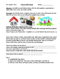 Fictitious Future Self Project Career and Budget Planning Economics Assignment