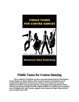 Fiddle Tunes for Contra Dancers