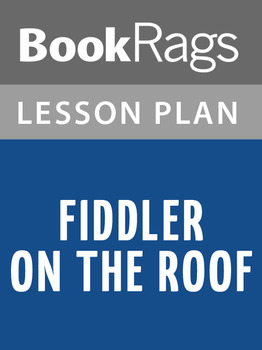 Fiddler on the Roof Lesson Plans