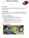 Fidget Car Challenge (3D Printing Project)